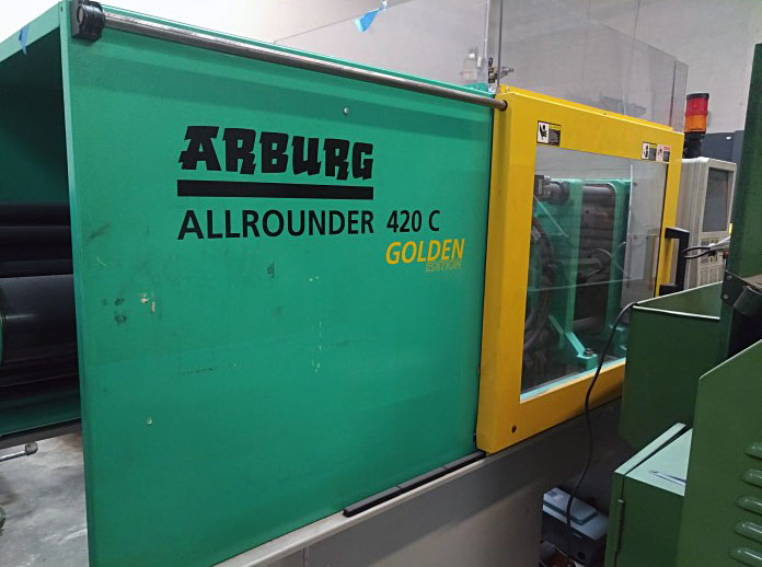 2012 110 ton Used Arburg Injection Molding Machine For Sale