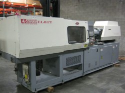 nissei plastic molding machine used
