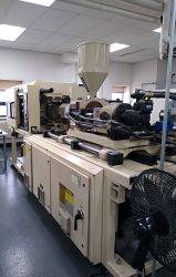 1991 85 ton Cincinnati Milacron used molding machine for sale