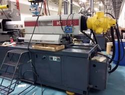 300 ton Van Dorn plastic injection molder for sale