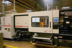 1997 Cinci plastic injection molder for sale