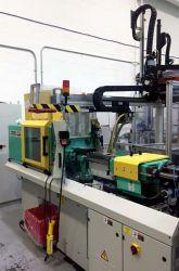 28 ton Arburg liquid silicone rubber molder