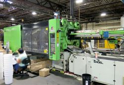 used Engel plastic injection molder