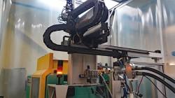 1999 88 ton Used Arburg liquid silicone rubber molder