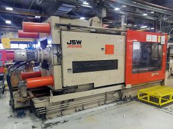 1990 JSW used plastic molder from 1990