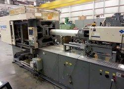 176 ton Sumitomo injection machines