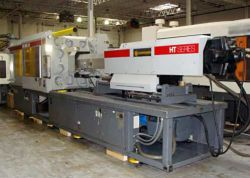 used Van Dorn 500 ton plastic injection molder