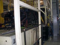 used Engel plastic molder 2000 ton