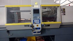 2001 110 ton Battenfeld liquid silicone rubber used injection molder for sale