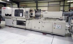 239 ton Nissei plastic injection molder for sale