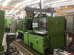 Used Engel 150 ton molder for sale from 2003