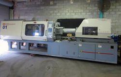 309 ton Nissei used electric plastic molder for sale