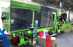 400 ton Engel plastic molder