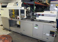 used Toshiba plastic molder from 2003