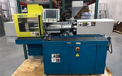 Used 22 ton BOY plastic molder from 2005