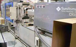 Sumitomo electric used plastic molder