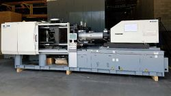 Used 242 ton Nissei all-electric plastic molder from 2007