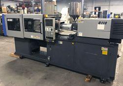 2007 55 ton Sumitomo molding machines for sale