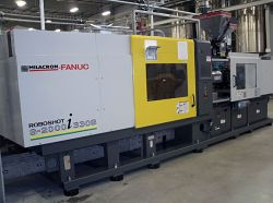 Used 330 ton Roboshot plastic molder from 2009