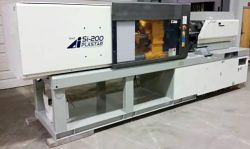 Toyo electric plastic injection molder from 1999