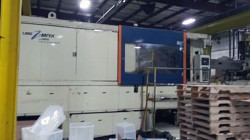 2010 1500 ton UBE molding machine for sale