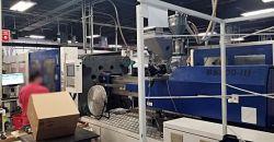 2013 550 ton Borche used molding machine for sale