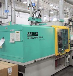220 ton Arburg used injection molder for sale from 2012