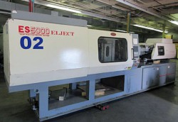 Photo of a 2003 Nissei all-Electric plastic molder