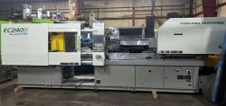 2005 242 Ton Toshiba all-electric used plastic molder