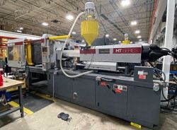 Used Van Dorn 300 ton molder for sale from 1999