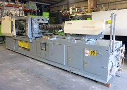 Photo of a 1998 309 ton Nissei plastic molder