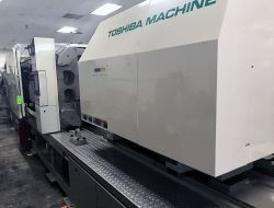 A 310 ton Toshiba all-electric plastic molder from 2007
