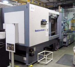 Used Battenfeld 350 Tonner