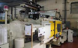 Used Mitsubishi plastic injection molder for sale