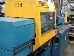 55 ton BOY used injection molder from the year 2000