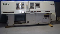 Used all-electric Toshiba plastic molder from 2000