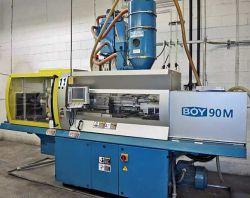 Used 99 ton BOY plastic molding machine
