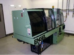 engel used plastic molding machine