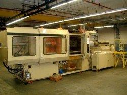 HPM used injection machine