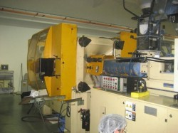 used husky plastic molding machines