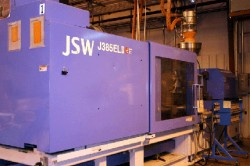 used jsw injection machine