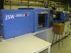 used jsw electric plastic machinery