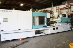 used niigata plastic injection machine