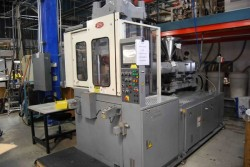 used nissei plastic vertical molding machine