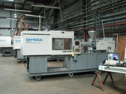 used plastic molding machine sumitomo