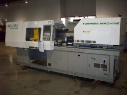 electric toshiba used plastic molding machines