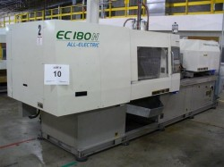 electric toshiba used plastic molding machine