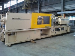 used toshiba plastic molding machine
