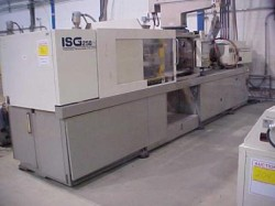 250 tonnage toshiba injection machine used