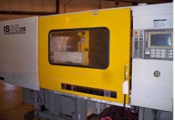 used 310 ton toshiba injection machine